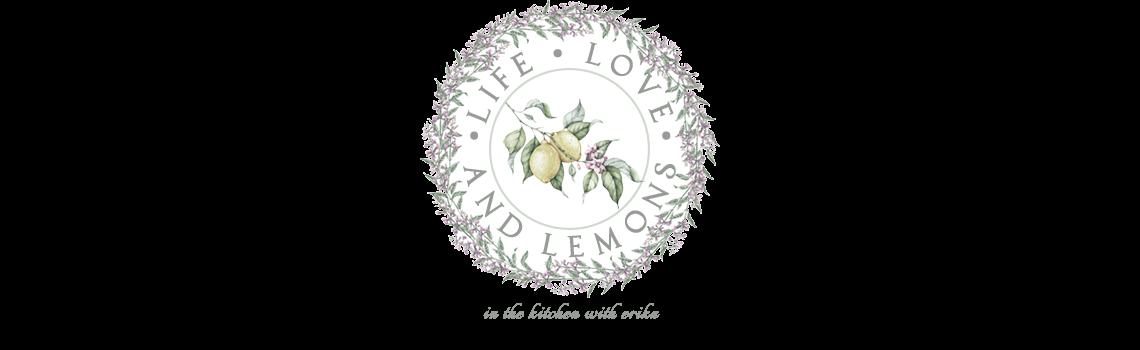 Life, Love and Lemons