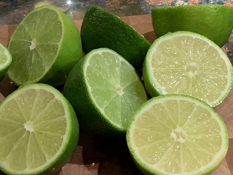 Honey Kissed Lime Vinaigrette